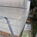 Wzmocnienie popękanych murów i naroży w budynku jednorodzinnym z wykorzystaniem profili śrubowych firmy Brutt Saver.