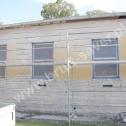 Naprawa murów w budynku administracyjnym w technologii Brutt Saver.
