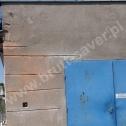 Naprawa odspojonego narożnika w budynku hangaru szybowcowego z zastosowaniem profili śrubowych Brutt'a.