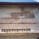 """""""Książkowy"""" przykład wzmocnienia pękniętego nadproża z cegły z wykorzystaniem nierdzewnych profili śrubowych - Saver Profili firmy Brutt Saver."""