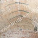 Wzmocnienie sklepienia łukowego z cegły przy pomocy profili śrubowych firmy Brutt Saver.
