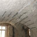 Naprawa i wzmocnienie sklepień łukowych z cegły z wykorzystaniem systemowych profili śrubowych ze stali nierdzewnej Brutt Saver.