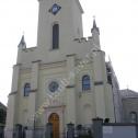 Jeden z zabytkowych kościołów na terenie Śląska wyremontowany i wzmocniony śrubowymi profilami i kotwami firmy Brutt Saver. Fotografia przedstawia obiekt po zakończonym remoncie.